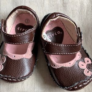 Circo brand baby shoes